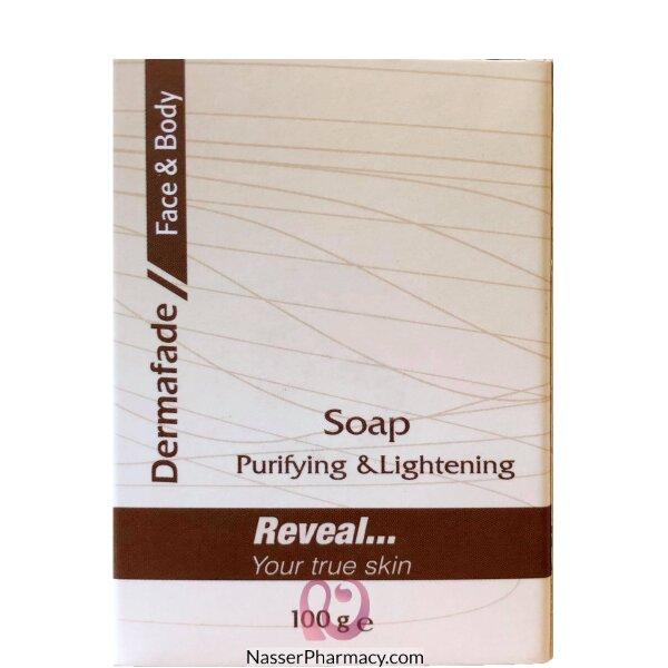 Dermafade Alpha Plus Face & Body Soap 100 G