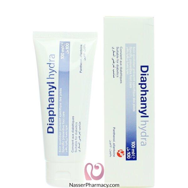 Diaphanyl Hydra Foot Cream 100 Ml