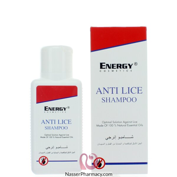 Energy Anti Lice Shampoo 25 Ml