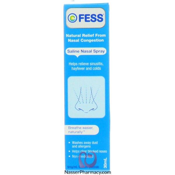 Fess ( Adult ) Nasal Spray 30 Ml