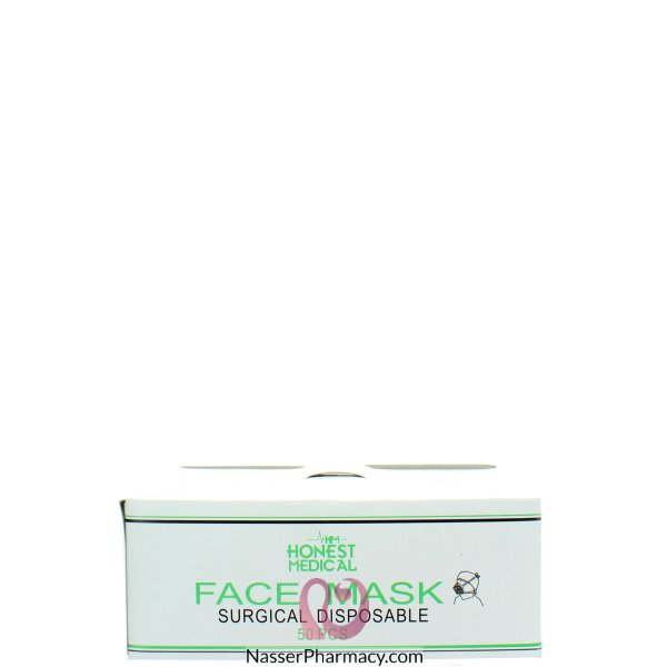 Honest Medical Disposable Face Mask