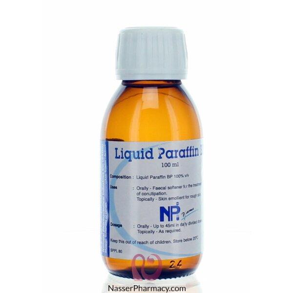 Liquid Paraffin (bahrain)100ml