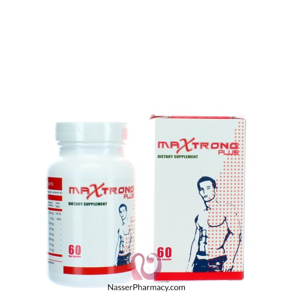 Maxtrong Plus  60 Capsules