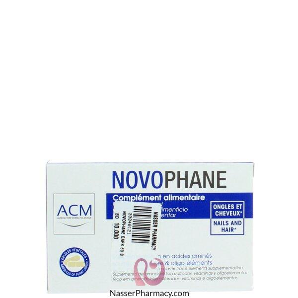 Novophane Caps 60 S