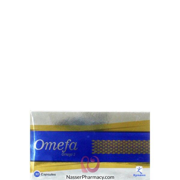 Omefa Cap 30&#39s