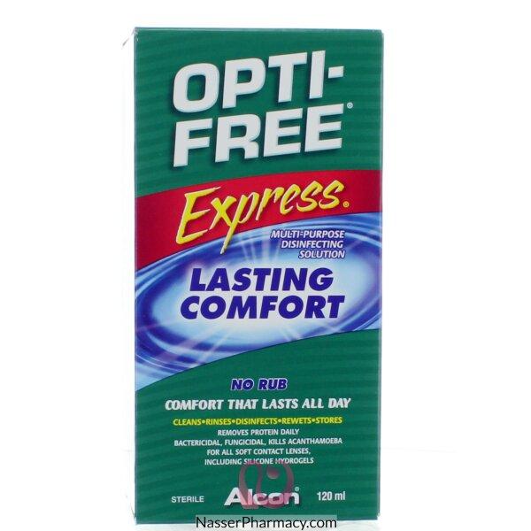 Opti - Free 120ml