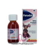 Panadol Baby & Infant Susp 100ml