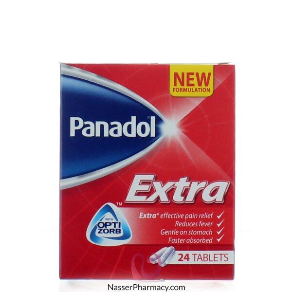 Panadol Extra 24 S