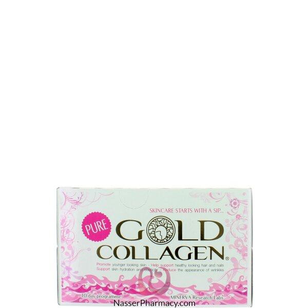 Pure Gold Collagen 10 X 50 Ml