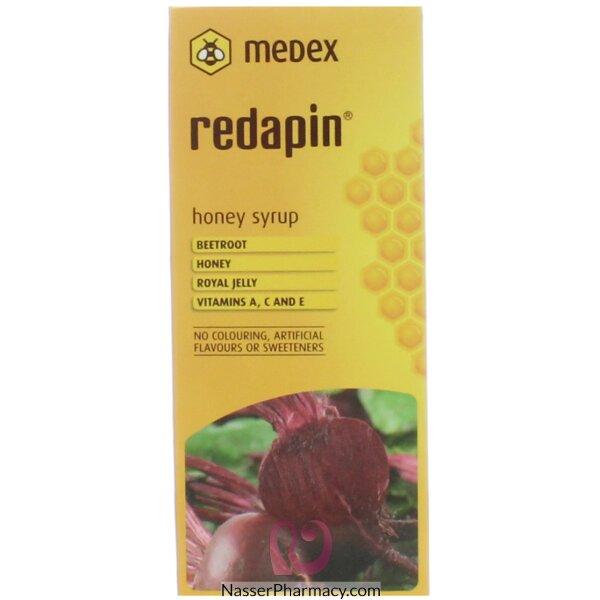 Redapin Syrup 200ml (medex)
