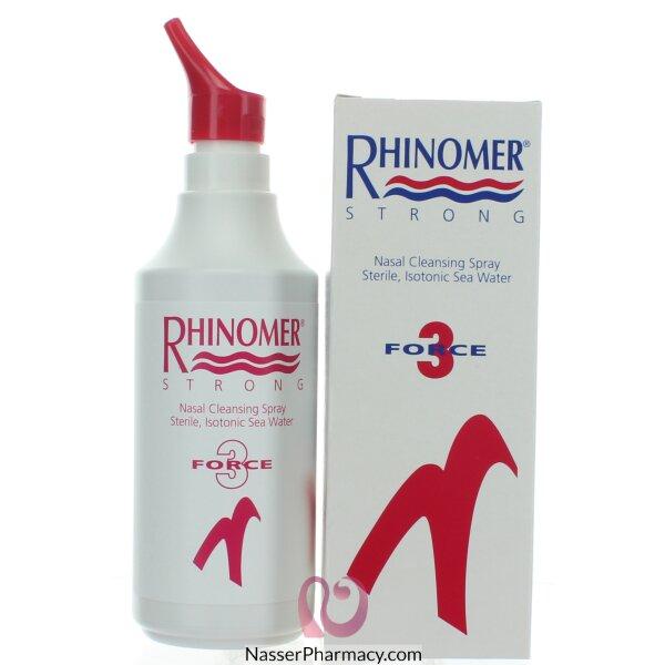 Rhinomer Force 3 (135 Ml)