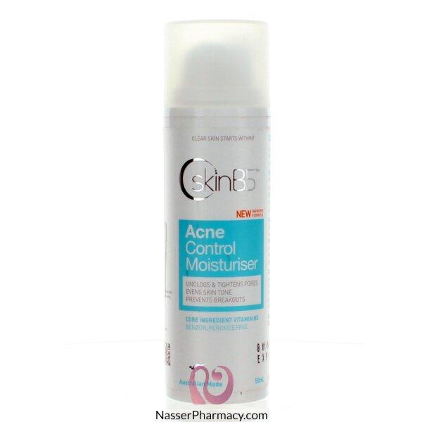 Skin B5 Acne Control Moisturiser 50 Ml