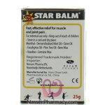 Star Balm  White 25g