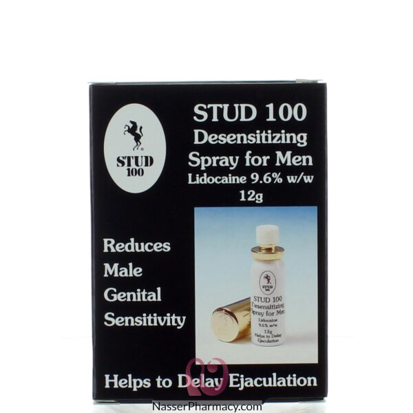 Stud 100 Desensitzing Spray