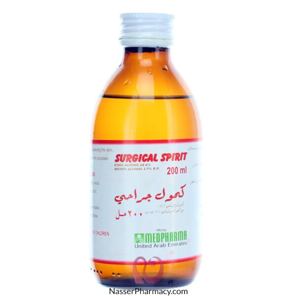 Surgical Spirit 200ml (med Pharma)