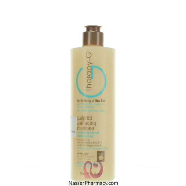 Therapy-g Shampoo 350 Ml