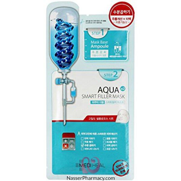 Mediheal 2 Step Aqua Double Smart Filler Mask