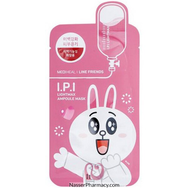 Mediheal Line Friends Ipi Lightmax Ampoule Mask