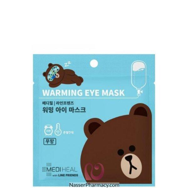 Mediheal X Line Friends Unscented Warming Eye Mask