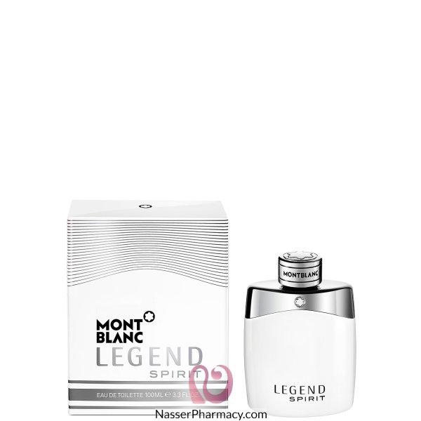 Mont Blanc Legend Spirit For Men - 100 Ml