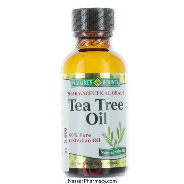 Nature's Bounty Tea Tree Oil - 30ml