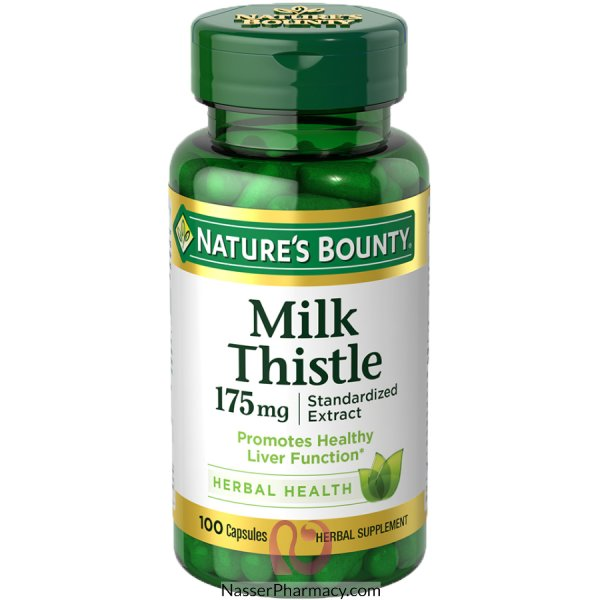 Nb Milk Thistle 175 Mg