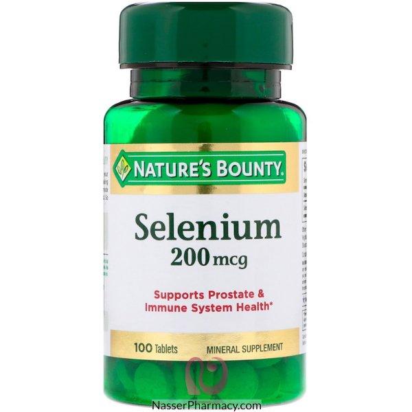 Nb Selenium 200mcg 100s