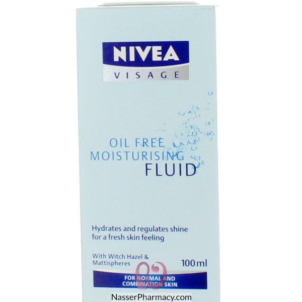 نيفيا فيزاج Nivea Visage  سائل مرطب للبشرة خالي من الزيوت 100 مل