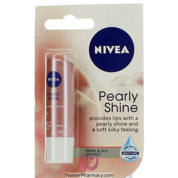 نيفيا مرطب للشفاة  Pearly Shine