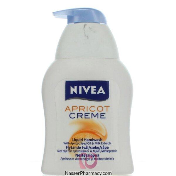 Nivea Apricot Liquied Handwash -250ml