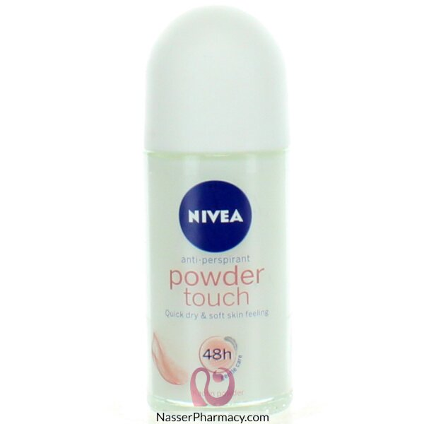 Nivea Deodorant Powder Touch Female Roll-on 50ml