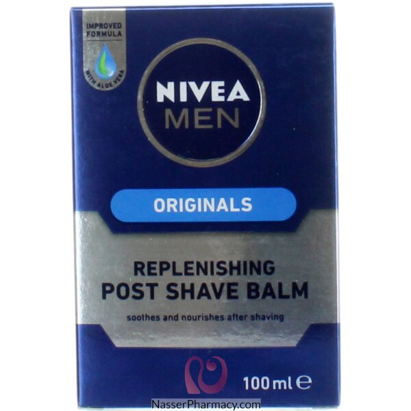 Nivea For Men After Shave Replenishing Balm 100ml