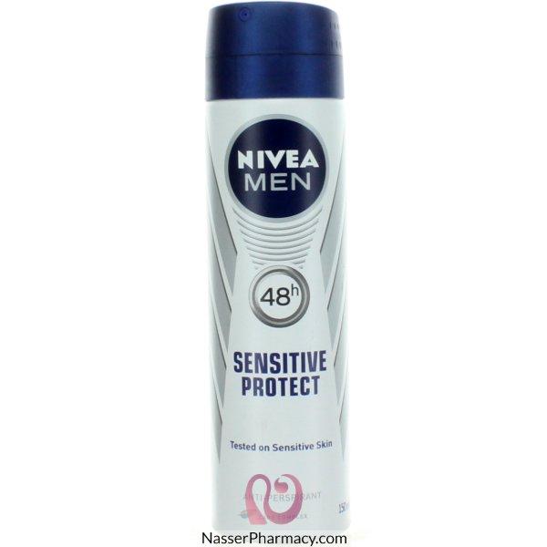 Nivea (m)deo Aerosol Sensitive 150ml--45050