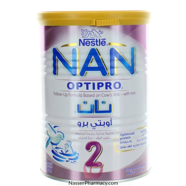 Nan 2 Protect Plus/bifidus 400gm