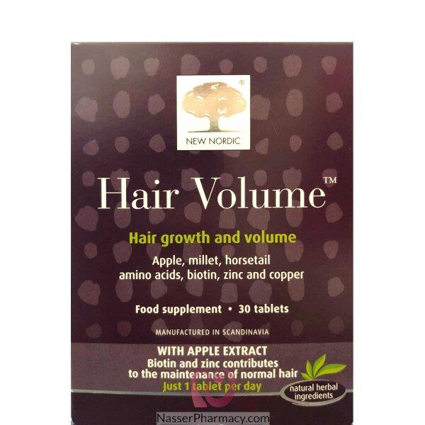 New Nordic Hair Volume 30s