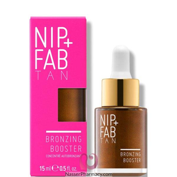 نيب + فاب Nip + Fab تان معزز للون البرونزي للبشرة  15 مل