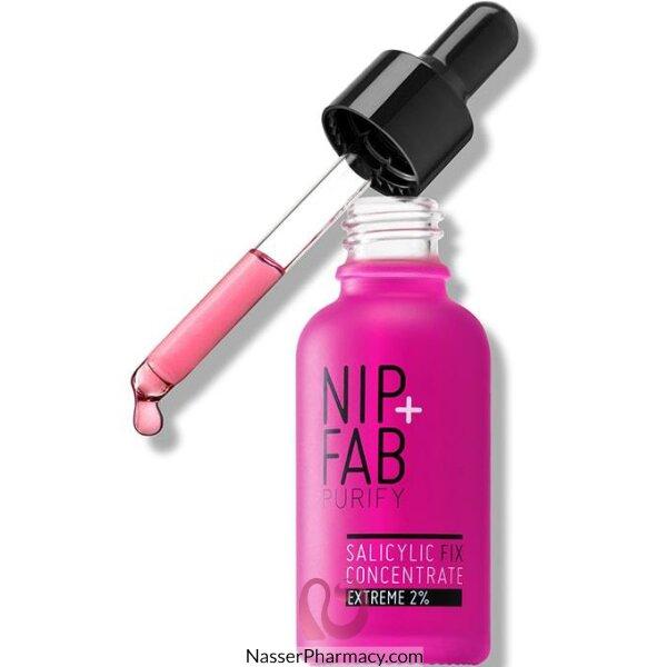 نيب + فاب Nip + Fab  حمض الساليسيليك 2%  لتنظيف مسام البشرة