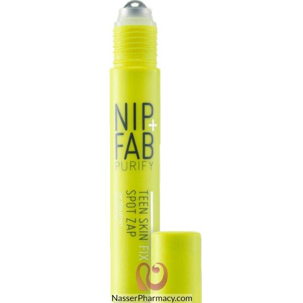 نيب + فاب Nip + Fab رول العناية بعيوب بشرة الشباب Teen Skin Fix Spot Zap