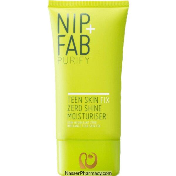 نيب + فاب Nip + Fab مرطب للعناية ببشرة المراهقين بلا لمعان، 40 ملل