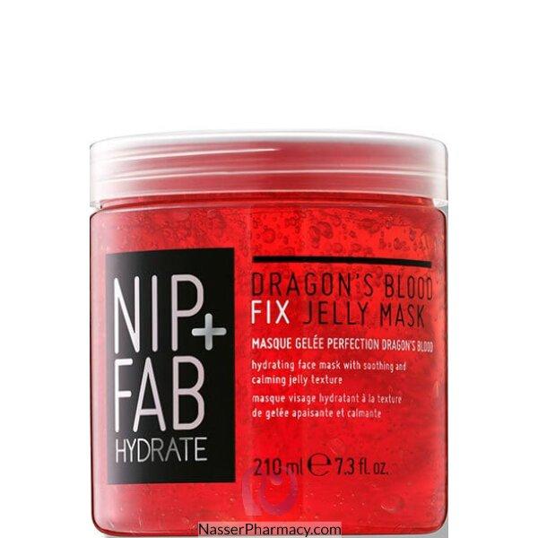 نيب + فاب Nip + Fab  Dragons قناع دم التنين لترطيب البشرة الجافة 210 مل