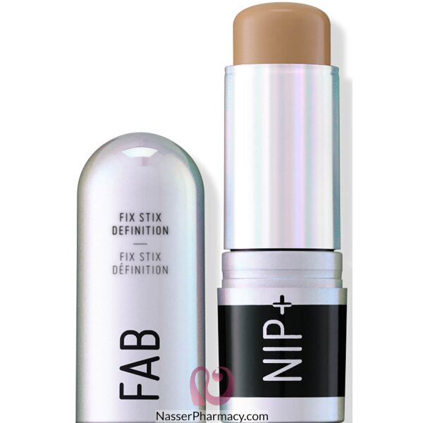Nap + Fab Fix Stix Definition Cool Medium Sculpt, 14 Gm