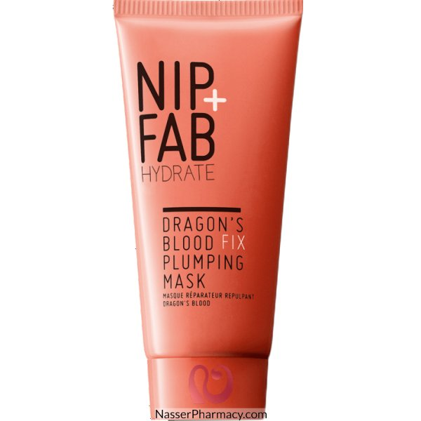 N&f Drgns Bld Fix Plmpng Msk 50ml