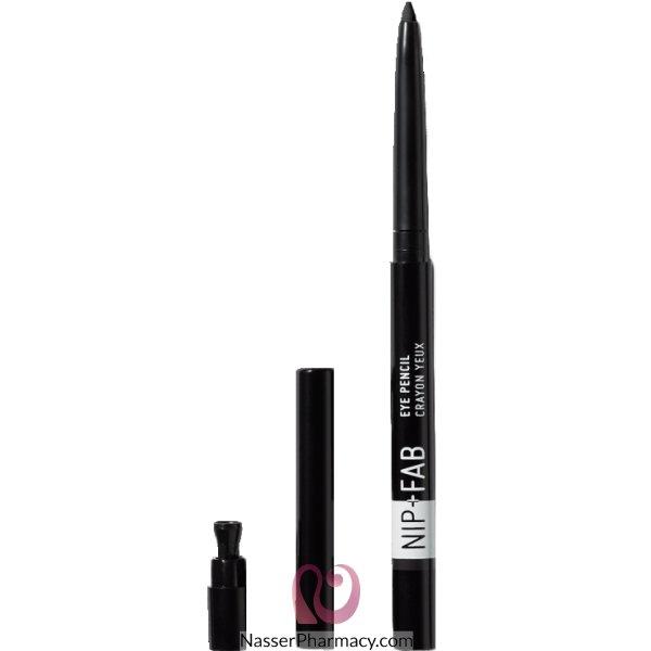 N&f Eye Pencil Black 01