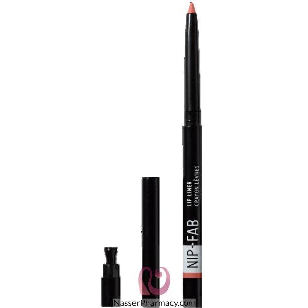 N&f Lip Liner Caramel 03