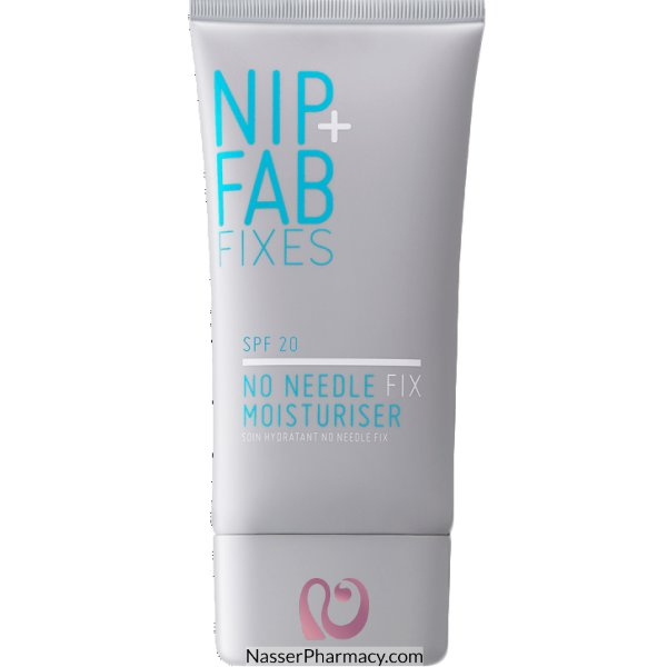 N&f No Needle Fix Moist Spf20 40ml
