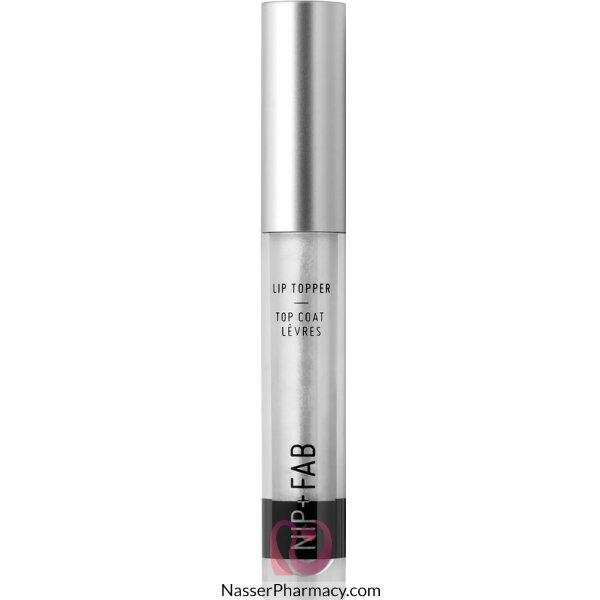 Nip + Fab ملمع للشفاه  لون Starlight، وزن0.3 جرام