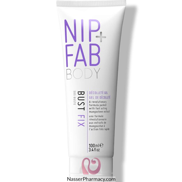 Nip + Fab Body Bust Fix 100ml