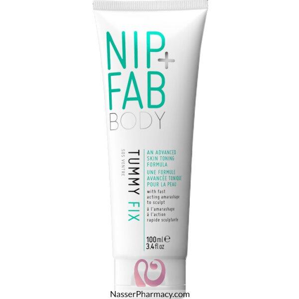 Nip + Fab Body Tummy Fix 100ml