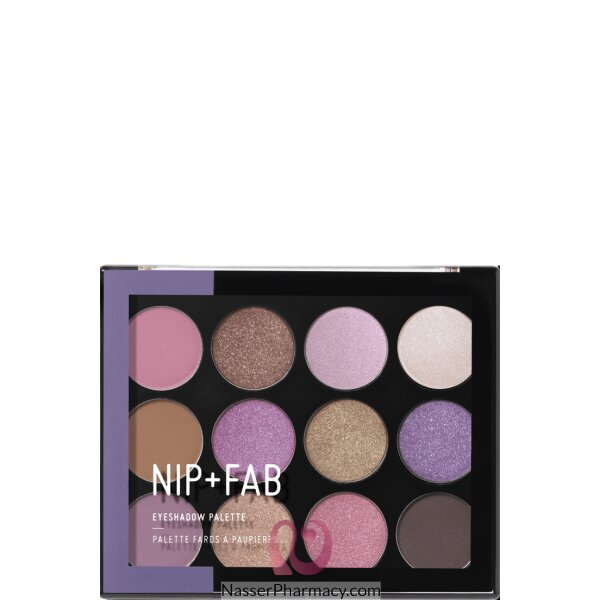 Nip + Fab Eye Shadow  Palette Wonderland 05