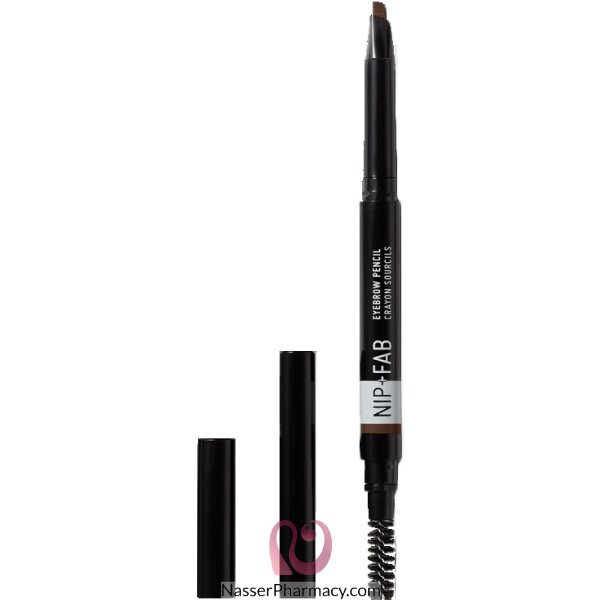 Nip + Fab Eyebrow Pencil Chestnut 04